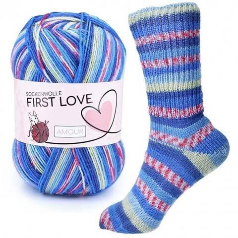 Amour First Love von CraSy Wolle ca. 410 m 100 g kaufen im Makerist Materialshop