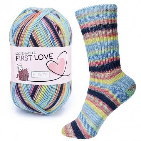 Elsker First Love von CraSy Wolle ca. 410 m 100 g kaufen im Makerist Materialshop