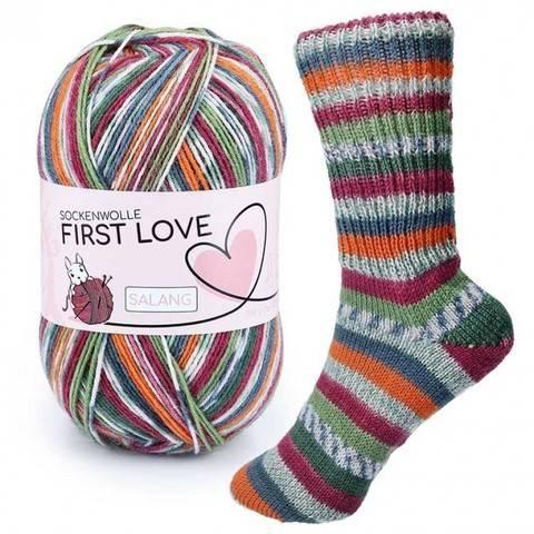 Salang First Love von CraSy Wolle ca. 410 m 100 g kaufen im Makerist Materialshop