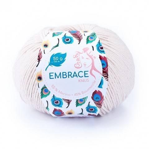 Knus Embrace von CraSy Wolle ca. 130 m 50 g kaufen im Makerist Materialshop