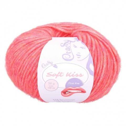 Cablé-Garn first kiss CraSy Wolle ca. 110 m 50 g kaufen im Makerist Materialshop