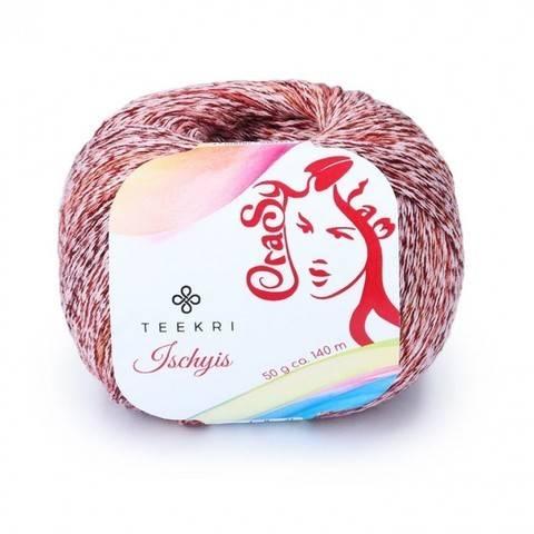 Ischis von CraSy Wolle ca. 140 m 50 g kaufen im Makerist Materialshop