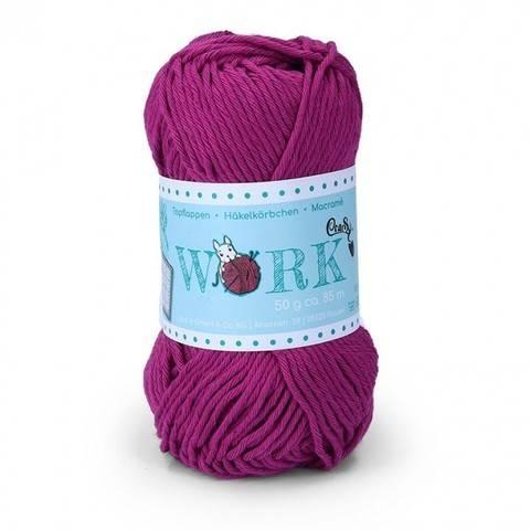 0113 beere von CraSy Wolle ca. 85 m 50 g kaufen im Makerist Materialshop