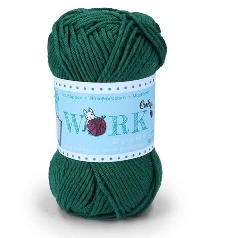 0122 tanne von CraSy Wolle ca. 85 m 50 g kaufen im Makerist Materialshop
