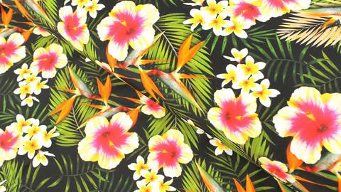 Bademodenstoff bunt: Tropical Feeling - 155 cm kaufen im Makerist Materialshop