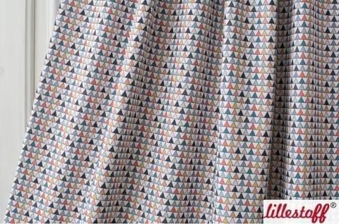 Lillestoff Bio-Jersey: Triangle Puzzle - 160 cm kaufen im Makerist Materialshop