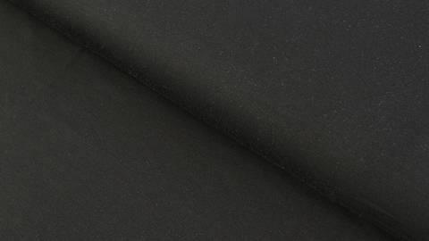 Modalstoff schwarz uni - 145 cm kaufen im Makerist Materialshop