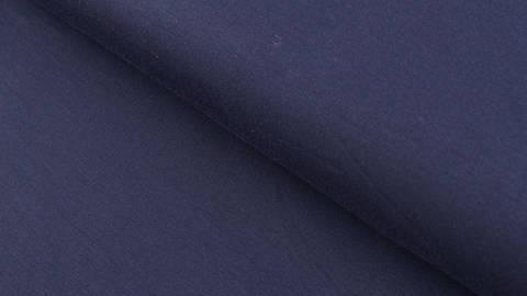 Modalstoff navy uni - 145 cm kaufen im Makerist Materialshop