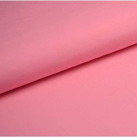 Bündchenstoff Uni: rosa - 35 cm kaufen im Makerist Materialshop