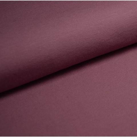 Bündchenstoff Uni: lavendel - 35 cm kaufen im Makerist Materialshop