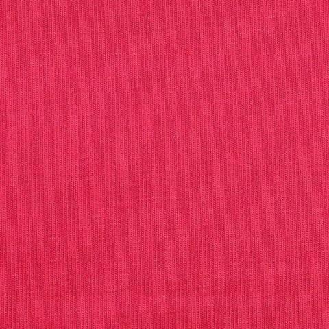 French Terry Uni unaufgeraut - himbeere kaufen im Makerist Materialshop