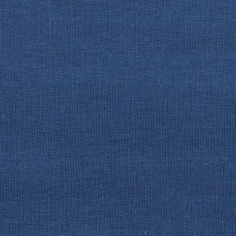 French Terry Uni unaufgeraut - dunkelblau kaufen im Makerist Materialshop