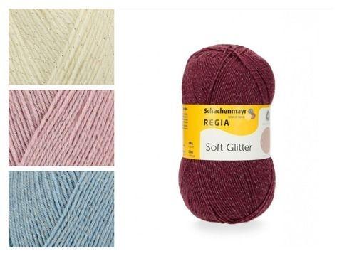 Regia Soft Glitter von Regia kaufen im Makerist Materialshop