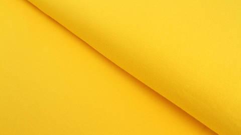 Sweatstoff zitronengelb: Eike - 155 cm kaufen im Makerist Materialshop