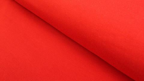 Sweatstoff rot: Eike - 155 cm kaufen im Makerist Materialshop