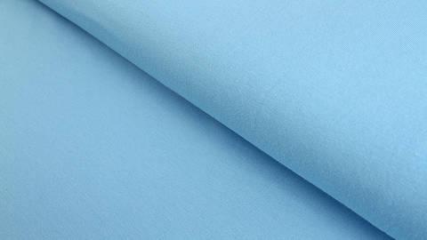 Sweatstoff hellblau: Eike - 155 cm kaufen im Makerist Materialshop