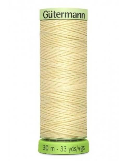 Recycelter Zierstichfaden: rPET - 30 m - 00325  kaufen im Makerist Materialshop