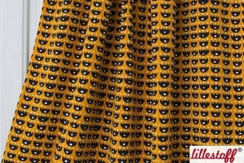 Lillestoff Bio-Jersey gelb: Hurray - 160 cm kaufen im Makerist Materialshop