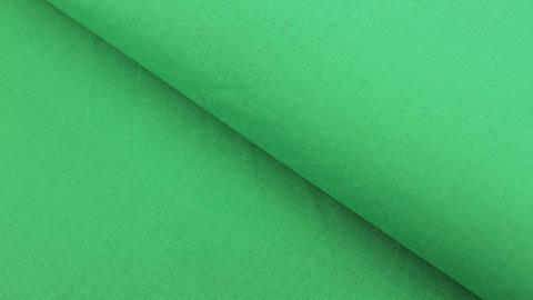 Baumwollstoff grün uni - 150 cm kaufen im Makerist Materialshop