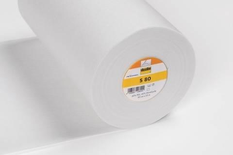 Vlieseline Schabracken-Einlage weiß zum Einnähen: S80 - 90 cm kaufen im Makerist Materialshop