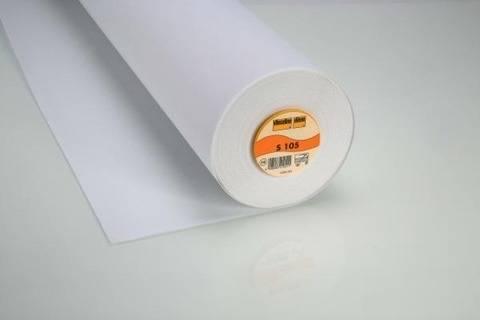 Vlieseline Schabracken-Einlage weiß zum Einnähen: S105 - 90 cm kaufen im Makerist Materialshop