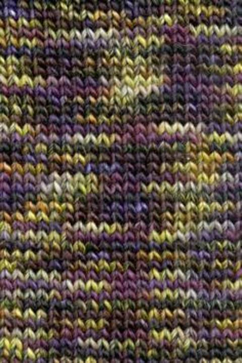 MILLE COLORI BIG LUXE - AUBERGINE - SILBER kaufen im Makerist Materialshop