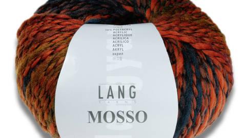 MOSSO von Lang Yarns kaufen im Makerist Materialshop