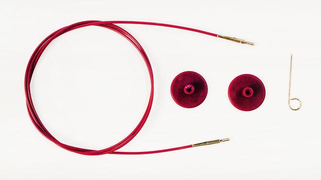 Acheter Cables échangeables pour aiguilles à tricoter de KnitPro - Accessoires dans la mercerie Makerist