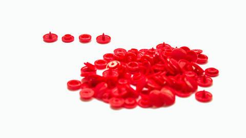 Acheter Boutons pression KAM Snaps T5 brillants de Snaply 25 unités dans la mercerie Makerist