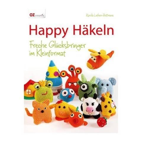 Happy Häkeln - Buch kaufen im Makerist Materialshop