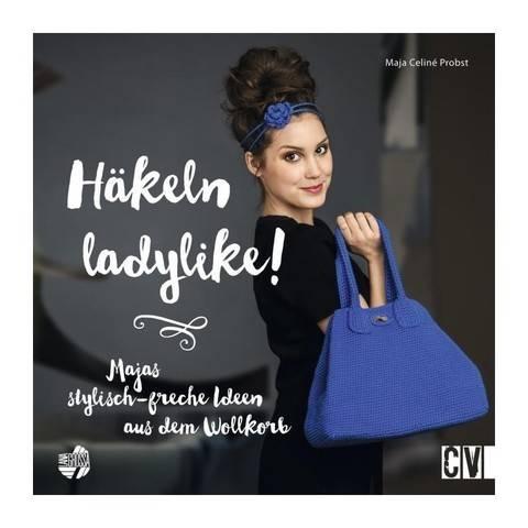Häkeln ladylike! Majas stylisch-freche Ideen - Buch kaufen im Makerist Materialshop