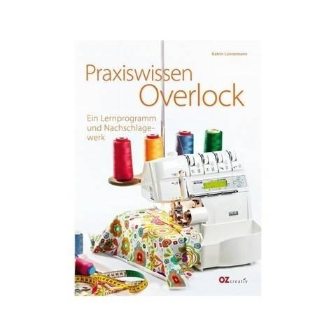 Praxiswissen Overlock - Ein Lernprogramm und Nachschlagewerk - Buch kaufen im Makerist Materialshop