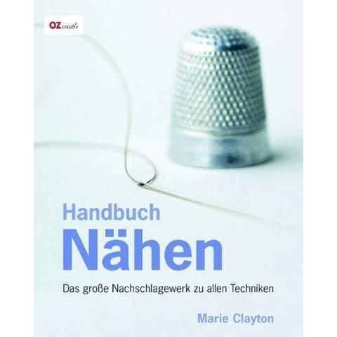 Handbuch Nähen - Buch kaufen im Makerist Materialshop