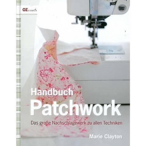 Handbuch Patchwork - Buch kaufen im Makerist Materialshop