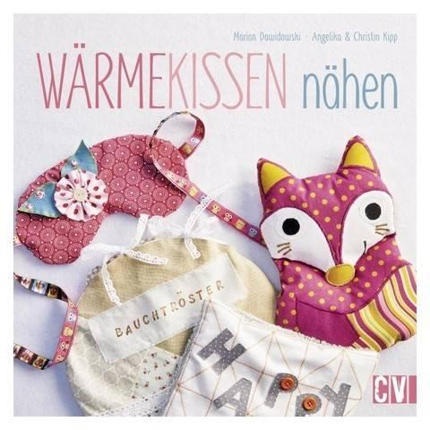 Wärmekissen nähen - Buch kaufen im Makerist Materialshop