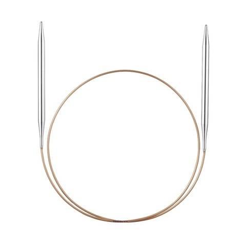 Rundstricknadel Basic Metall 20cm von addi kaufen im Makerist Materialshop