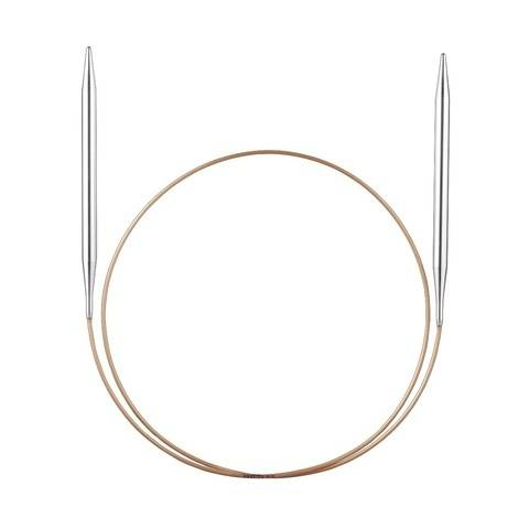 Rundstricknadel Basic Metall 20cm - 2,50mm kaufen im Makerist Materialshop