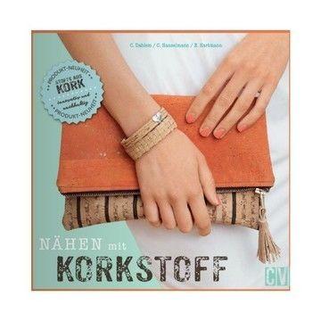 Nähen mit Korkstoff - Buch im Makerist Materialshop - Bild 1