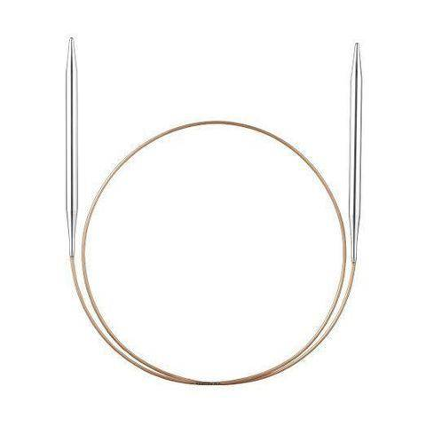 Rundstricknadel Basic Metall 60cm - 2,25mm kaufen im Makerist Materialshop