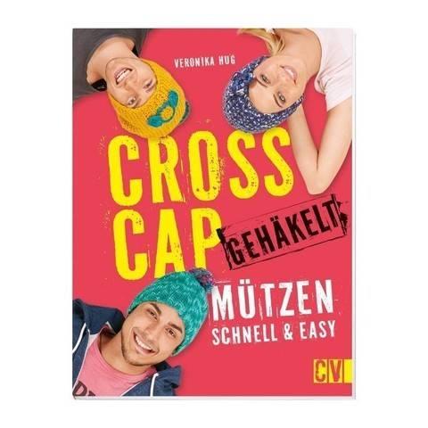 Cross Cap gehäkelt - Buch kaufen im Makerist Materialshop