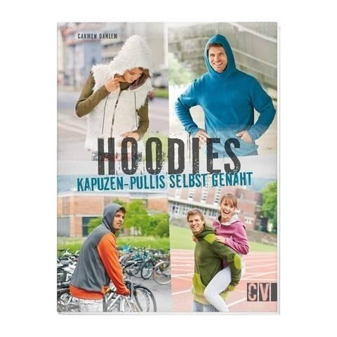Hoodies - Kapuzen-Pullis selbst genäht - Buch kaufen im Makerist Materialshop