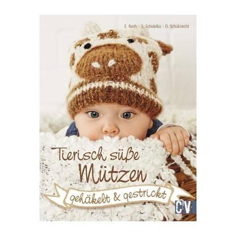 Tierisch süße Mützen gehäkelt & gestrickt - Buch kaufen im Makerist Materialshop