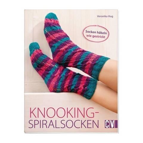 Knooking-Spiralsocken - Buch kaufen im Makerist Materialshop
