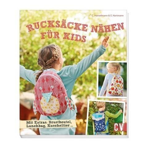Rucksäcke nähen für Kids - Buch kaufen im Makerist Materialshop