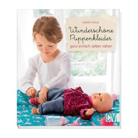 Wunderschöne Puppenkleider - Buch kaufen im Makerist Materialshop