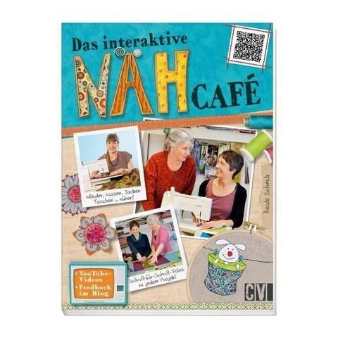 Das interaktive Nähcafé - Buch kaufen im Makerist Materialshop
