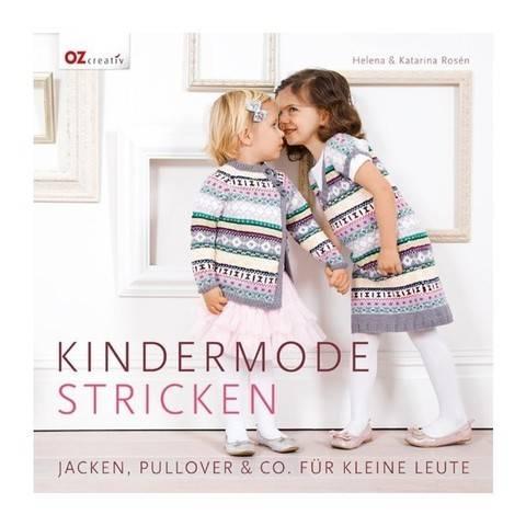 Kindermode stricken - Jacken, Pullover & Co. für kleine Leute - Buch kaufen im Makerist Materialshop