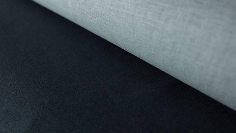 Dunkelgraues beschichtetes Wachstuch: Luisa - 155 cm kaufen im Makerist Materialshop