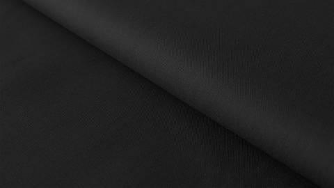 Acheter Toile de coton épaisse noire : Matelot - 145 cm dans la mercerie Makerist