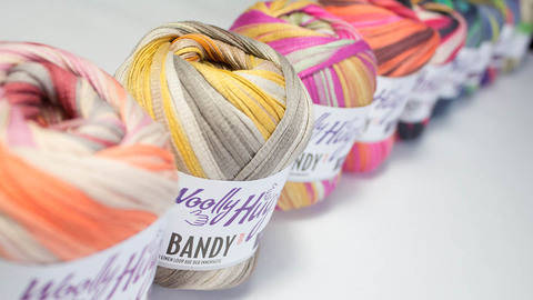 Woolly Hugs - Bandy von Veronika Hug kaufen im Makerist Materialshop